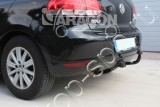 Фаркоп Aragon для VW Golf VI / Golf VI Plus 2003-2008